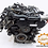 Moteur complet VW TOUAREG 3.0 V6 TDI BKS