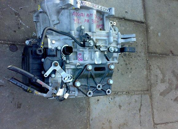 Boite de vitesse automatique KIA SOUL 1.6 CVVT