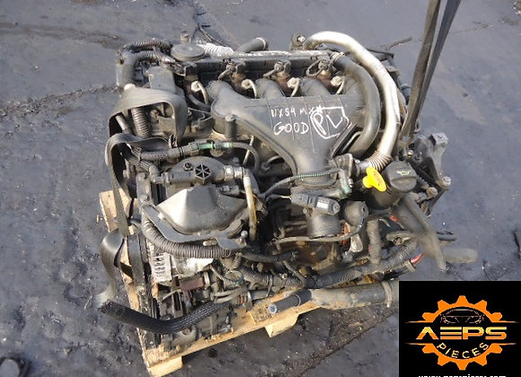 Moteur complet FORD MONDEO 2.0TDCi UFBA