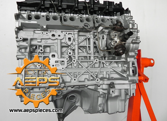Bloc moteur nu culasse  BMW 535 D N57D30B