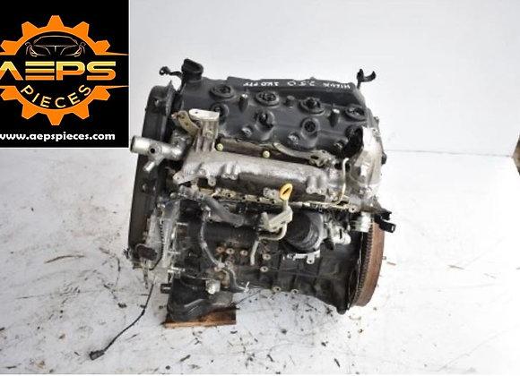 Bare engine block TOYOTA HILUX 2.5D4D 2KD-FTV