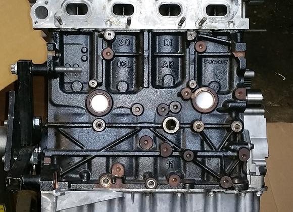 VW AMAROK 2.0 TDI BITURBO CDC cylinder head block