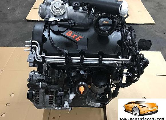 Moteur complet VW AUDI 1.9TDI BXE
