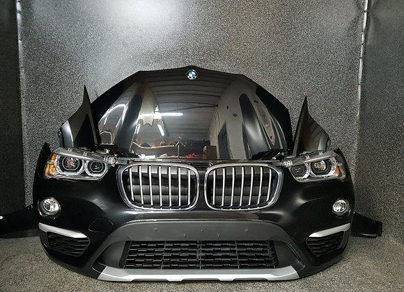 Face avant complete BMW X1 XLINE