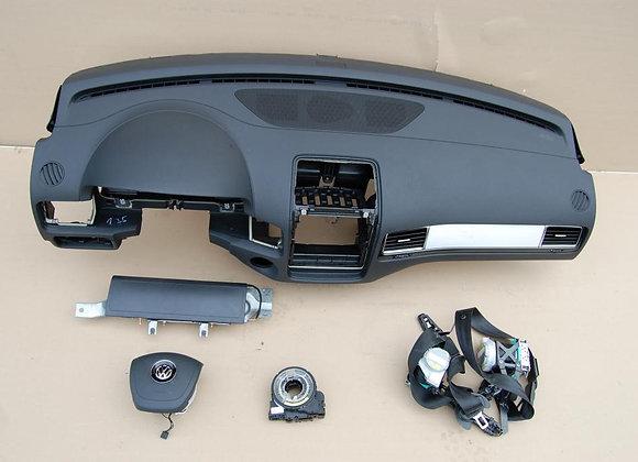 Tableau de bord complet VW TOUAREG 7P0
