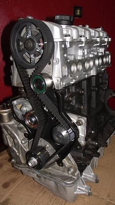 Bare block cylinder head KIA HYUNDAI 2.0CRDI D4EA