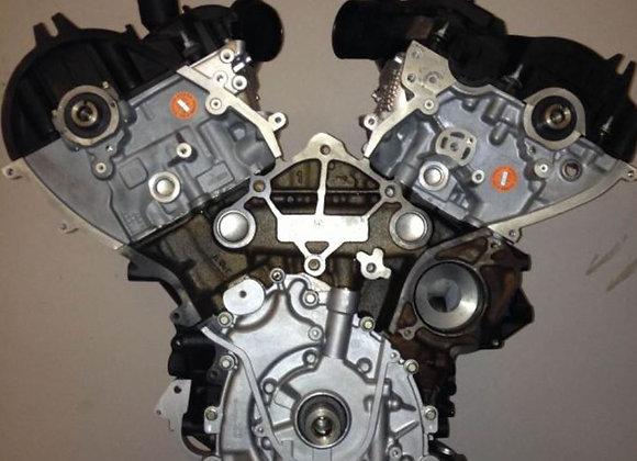 Bloc moteur nu culasse JAGUAR XF 3.0 tdv6