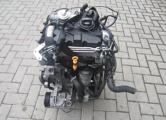 Moteur complet VW POLO 1.4 TDI BNV