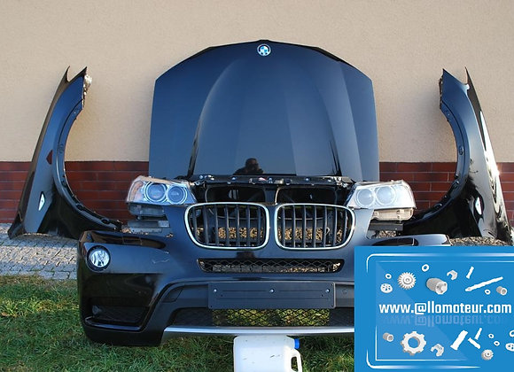 Face avant complete BMW F25 X3