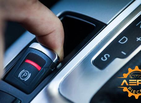 Les défauts les plus communs dans le frein à main électrique