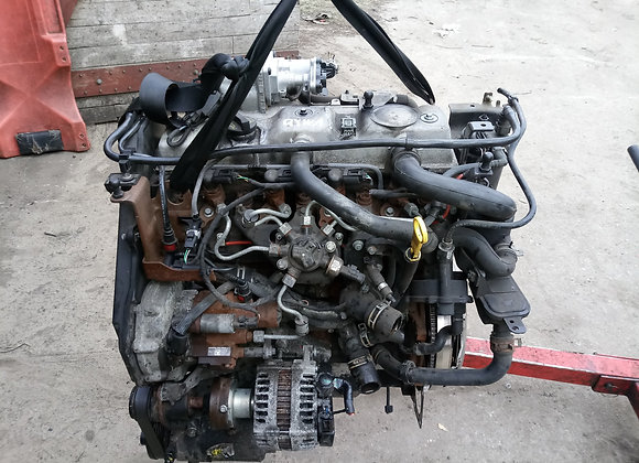 Moteur complet FORD 1.8TDCI QYWA