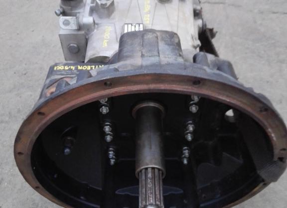 Boite de vitesse NISSAN ATLEON 4.5L DCI