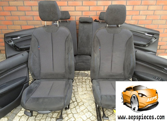 Interieur complet BMW SERIE 1 PACK M