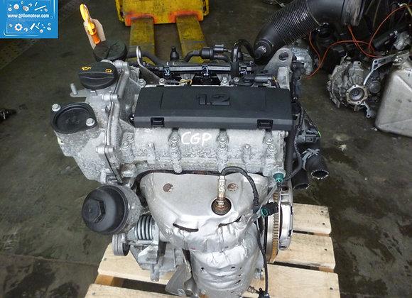 Moteur complet VW POLO 1.2  CGP