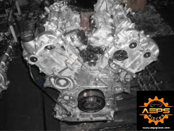 Engine block bare cylinder head MERCEDES VITO 3,0CDI 642990