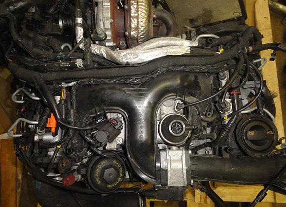 Moteur complet VW AUDI 3.0TDI CRCA
