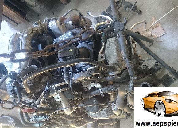 Moteur complet VW AUDI 2.0TDI CFCA