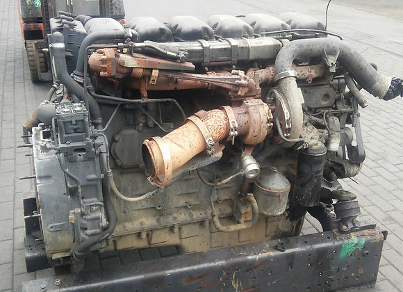 Moteur complet SCANIA EURO 4