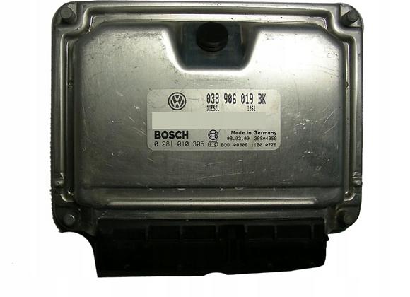 Calculateur BOSCH VW PASSAT 038906019bk