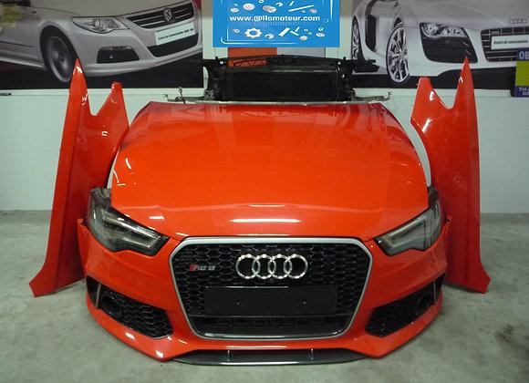Face avant complete AUDI RS6