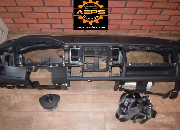 Complete dashboard VW T5 MULTIVAN