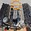 Bloc moteur nu culasse JAGUAR F 5.0L CASSE AUTO
