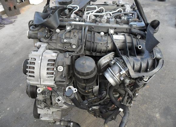 Moteur complet BMW E60 E90 2.0D