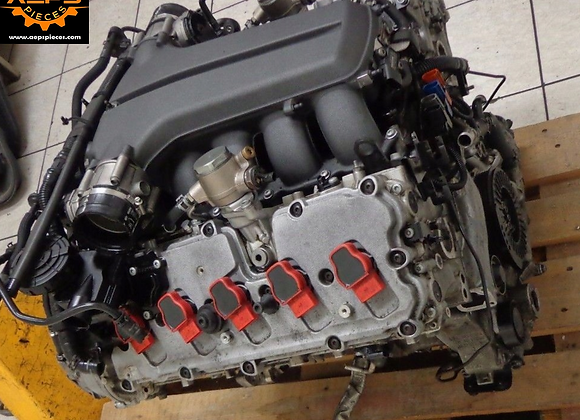 AUDI RS6 5.0 TFSI V10 BUH bare block