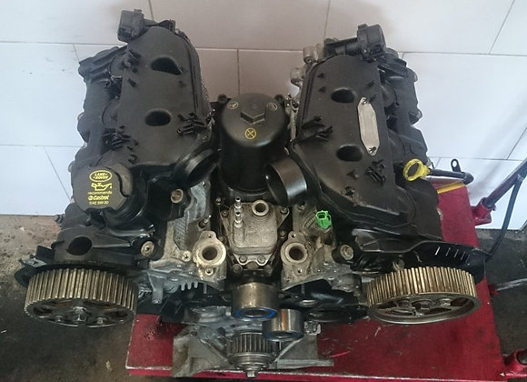 Bloc moteur LAND ROVER DISCOVERY 2,7 TDV6