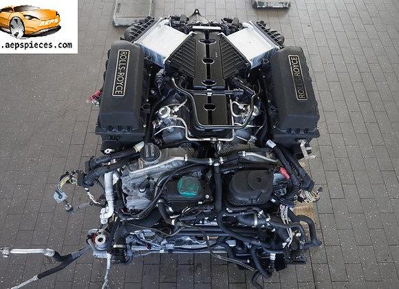 Moteur complet ROLLS ROYCE GHOST 6.6 V12
