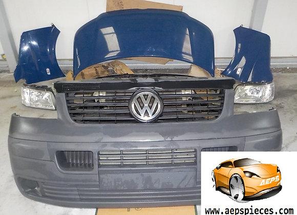 Face avant complete VW T5 TRANSPORTER