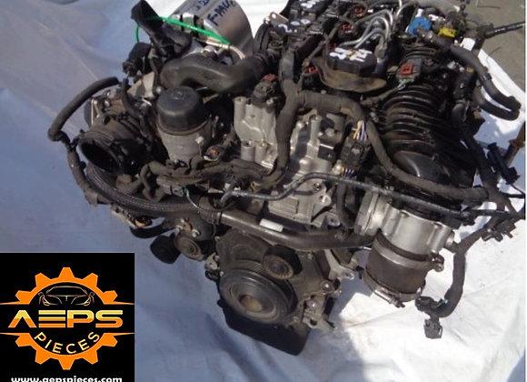 Complete engine JAGUAR 2.0D 204DTD