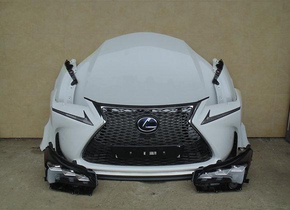 Face avant complete LEXUS NX 300H F-SPORT