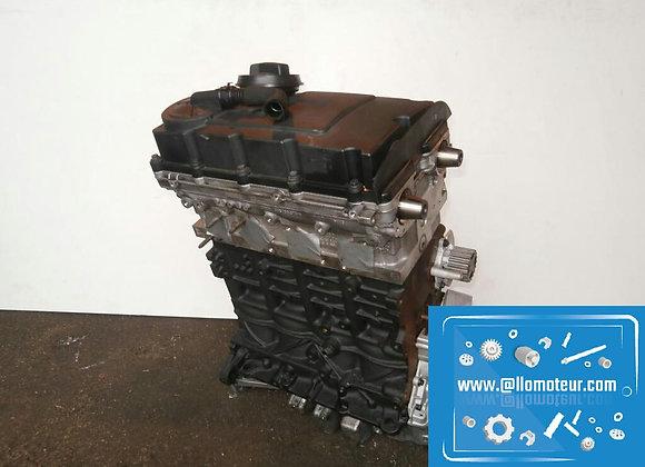Bloc moteur nu AUDI VW 2.0 BLB