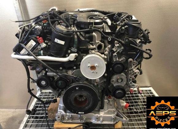 Moteur complet VW AUDI Q7 3,0TDI CVV