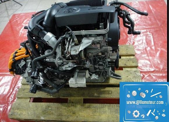 Moteur complet VW GOLF VII 5G1.4 TSI HYBRID CNL