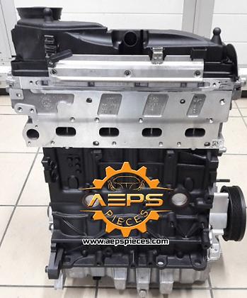 Bloc moteur nu culasse AUDI VW 1.6TDI CAY