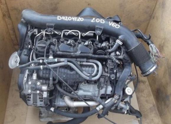 Moteur complet VOLVO S60 2.0 D4204T20