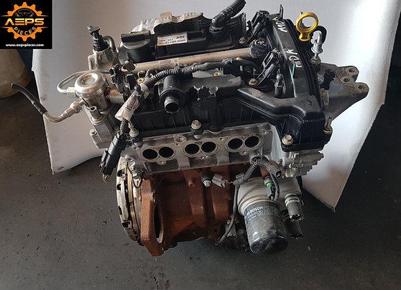 Engine block bare cylinder head FORD FOCUS III 1.0 EcoBoost M1DA