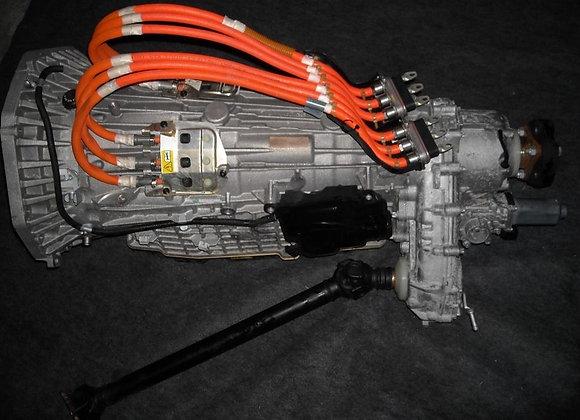 Boite de vitesse BMW X6 HYBRID