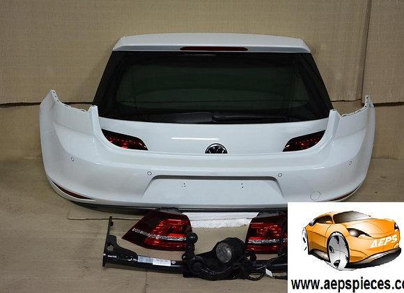 Arrière complet VW GOLF VII