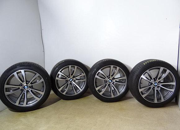 Jantes BMW X6 X5 20POUCES