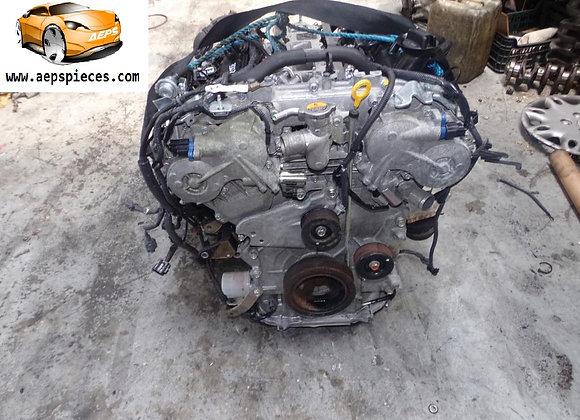 Moteur complet NISSAN 350Z 3.5 V6 VQ35HR
