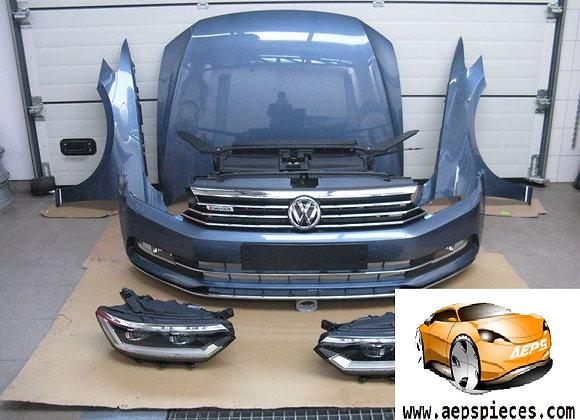 Face avant complete VW PASSAT B8