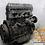 Bloc moteur nu culasse MERCEDES VITO I W638 2.3 TD 601970