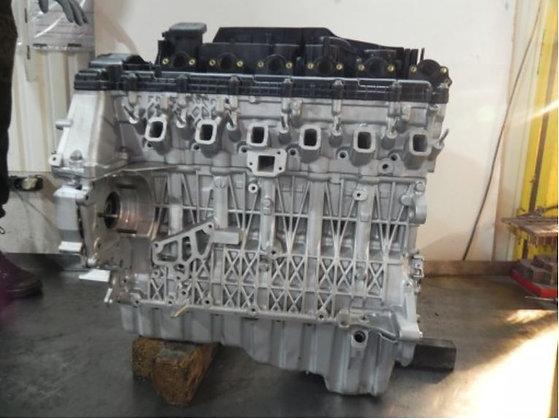Bare block engine block BMW 3.0D M57N2