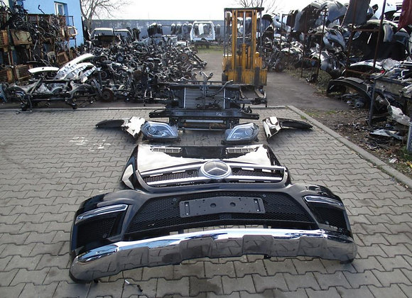 Face avant complete MERCEDES GL166 AMG