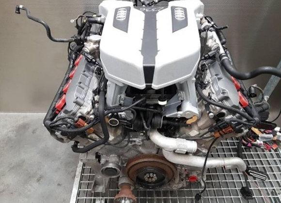 Moteur complet AUDI R8 4,2FSI V8 BYH FRANCE CASSE