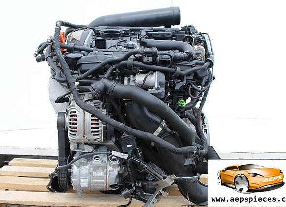 Moteur complet VW AUDI CBFA 2.0 TFSi