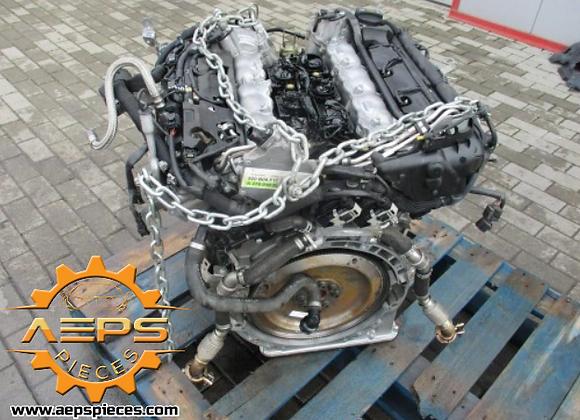 Bloc moteur nu culasse MERCEDES 3.5 276956
